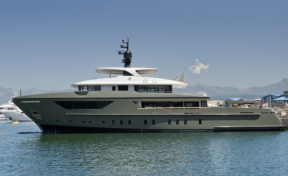 Image for article Sanlorenzo secures three explorer contracts ahead of MYS