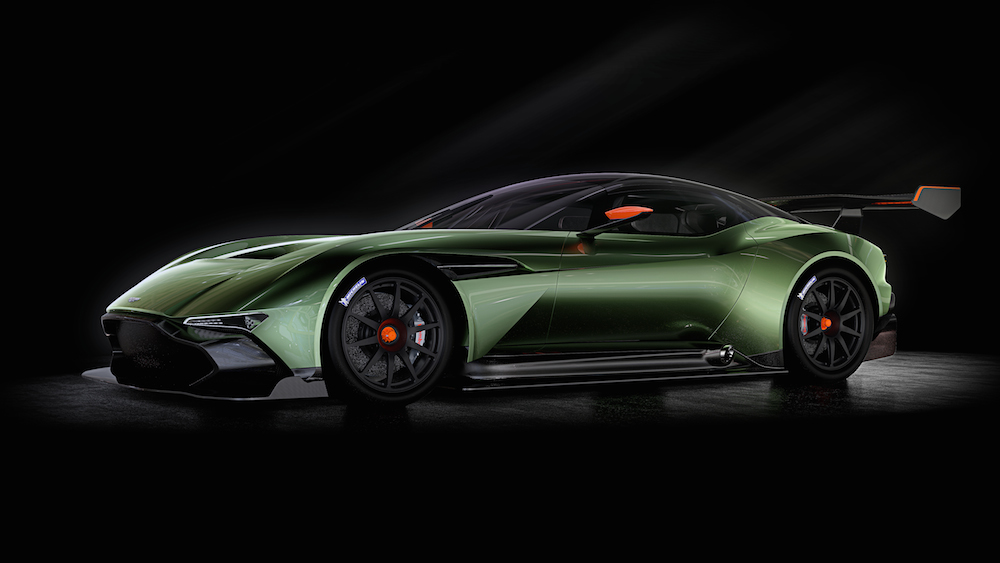Image for article Northrop & Johnson and Aston Martin partner up