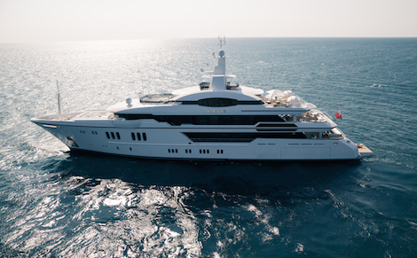 Image for article Irimari to debut at the Monaco Yacht Show