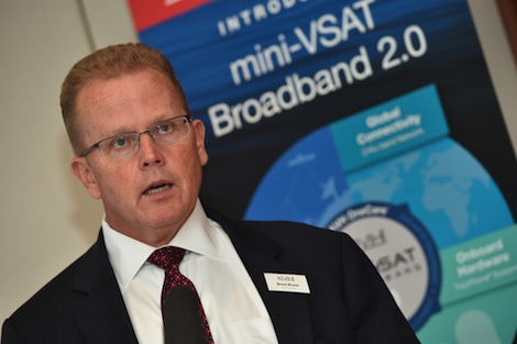 Image for article KVH launches Mini VSAT Broadband 2.0.