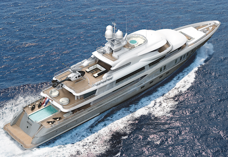 Image for article Amels has announced the sale of the second 74m superyacht