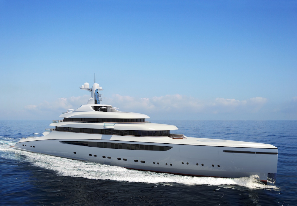 Image for article MYS EXCLUSIVE: Nobiskrug launches 110m project Radiance