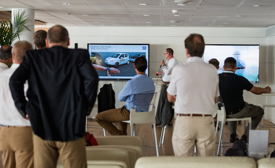 Image for article ZF Marine benefits from automotive acquisition