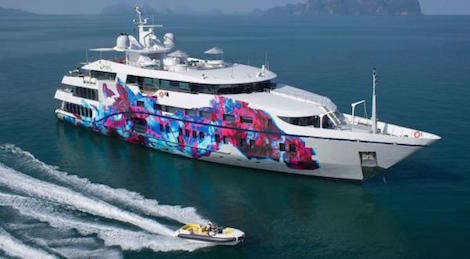 Image for article Regulatory change to charter laws sees Burgess expand Asian charter fleet