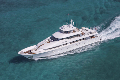 Image for article 'Amitie' joins Galati Yacht Sales' Westport fleet for sale