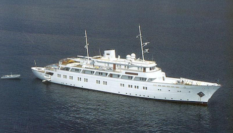 Image for article Classic 58m 'Lady K II' for sale with Solent Refit