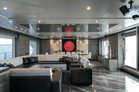 Image for article A closer look at the new Benetti Vivace 125, M/Y 'Iron Man'