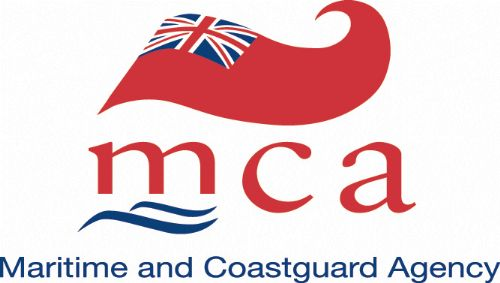 MCA - Maritime and Coastguard Agency / Ensign
