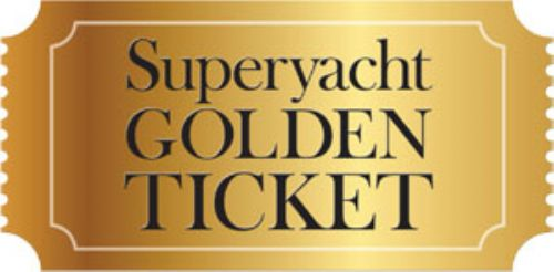 Superyacht Golden Ticket