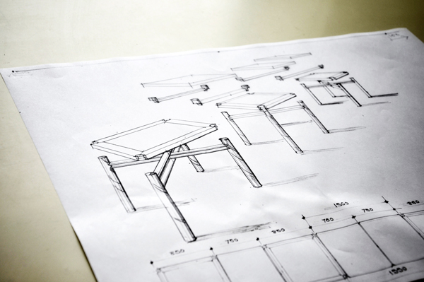 Furniture Technical Drawings Technical Drawings For The
