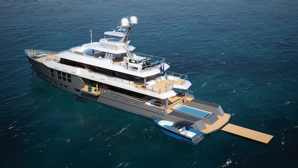 Image for article New designs for 50m Big Star (ex Star Fish)