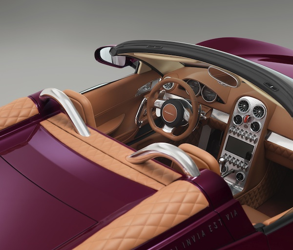 Image for article Spyker Cars unveils new B6 Venator model and interesting finance option