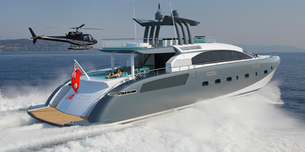 Image for article Danish Yachts unveil new designs and collaboration with Bradford Marine
