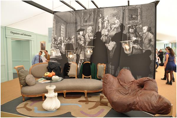Image for article Decorex 2014 celebrates the Georgians