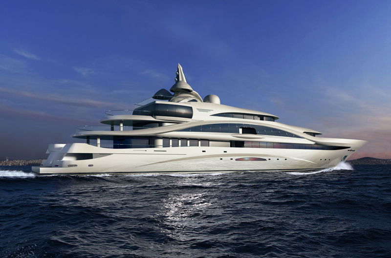 Image for article Gresham Yacht Design announces 87m contract