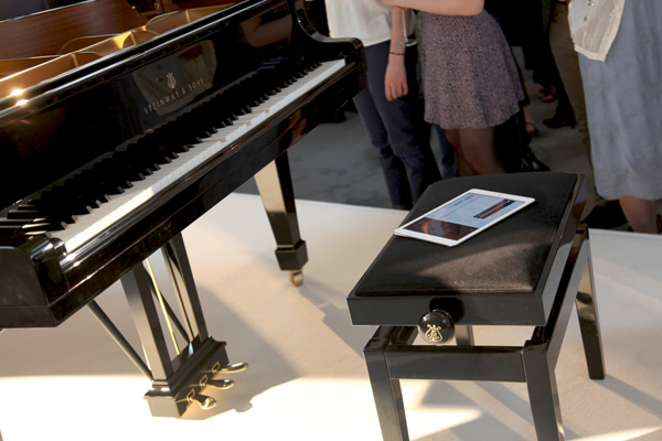 Image for article Steinway & Sons presents Spirio