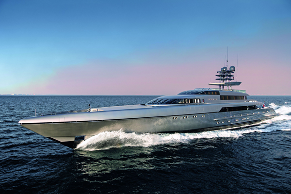 Image for article Monaco Yacht Show Awards winners announced