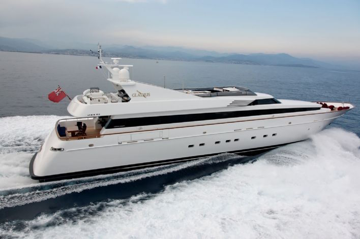 Image for article Cantieri di Pisa launches contemporary Akhir concept