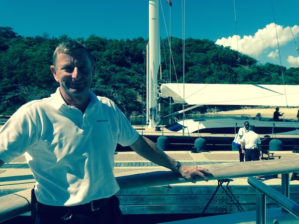 Image for article Antigua interview: Captain Prittwitz und Gaffron