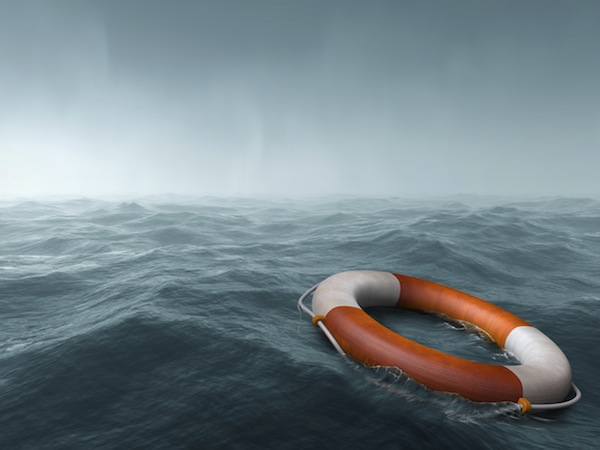 Image for article Ready for rescue