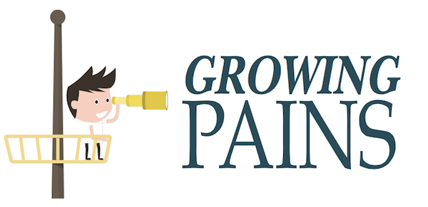 Image for article Growing pains