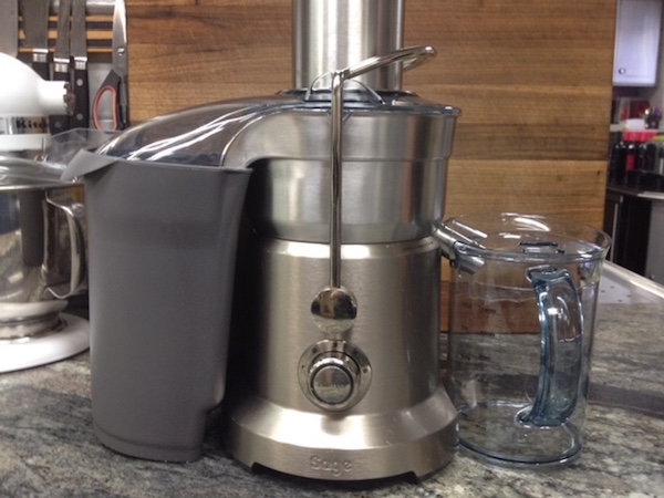 Image for article Heston Blumenthal's Sage Nutri Juicer