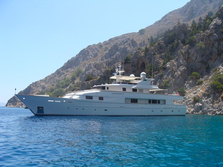 Golden Eagle Motor Yachts Superyacht Buyer