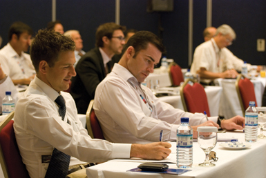 Gulf Superyacht Forum 2009