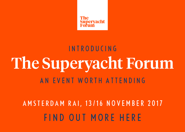 The Superyacht Forum hero image