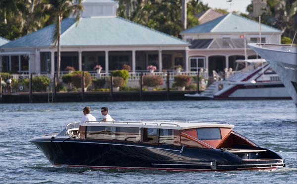 Image for article Hodgdon Yachts launches new tender range