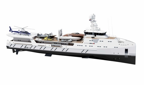 Image for article Amels prepares for five superyacht deliveries this Spring