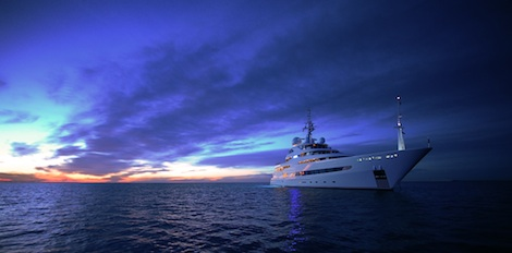Image for article Oceanographic Yacht RV 'Pegaso' Debuts in Monaco