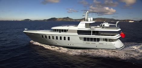 Image for article Feadship secures first superyacht order from mainland China