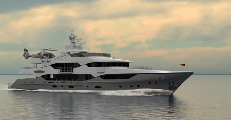 SuperyachtNews com - Business - Christensen signs contracts