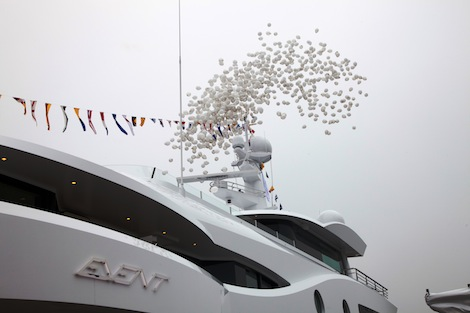 Image for article Superyacht Fleet Overview and Launches: April 2013