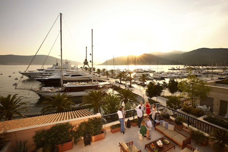 Image for article Porto Montenegro first to supply GO² fuel at dock