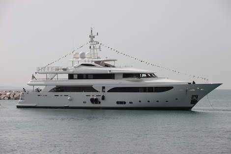 Image for article Superyacht Fleet Overview and Launches: May 2013