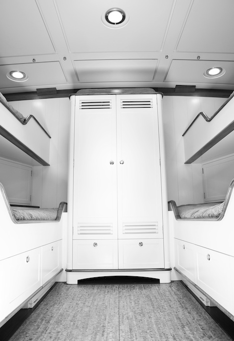 Image for article MCA allows twin cabins on yachts over 3,000gt