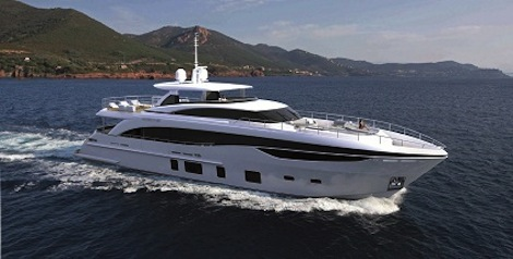 Image for article Princess enjoying purple patch with superyacht range