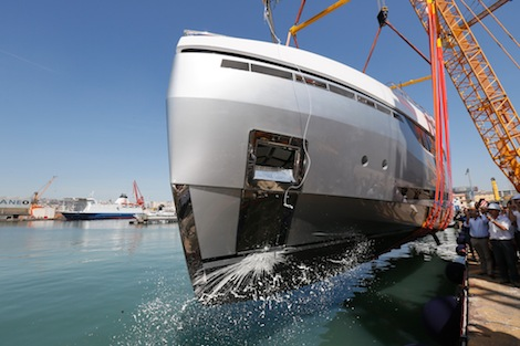 Image for article Columbus Sport Hybrid 40M launched and on route to Monaco