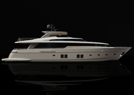 Image for article Americas-focused Sanlorenzo superyacht set to launch