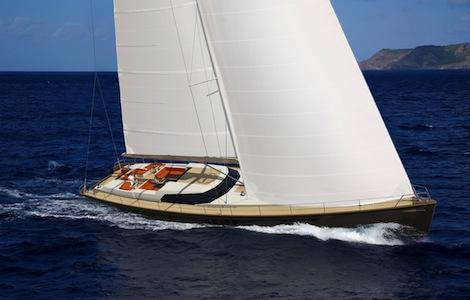Image for article Jongert back on the superyacht scene