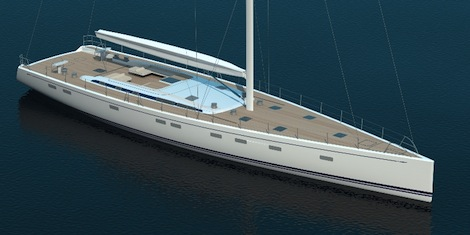 Image for article Nautor's Swan sign order for second Swan 115