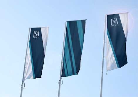 Image for article ISA Yachts launches new brand identity