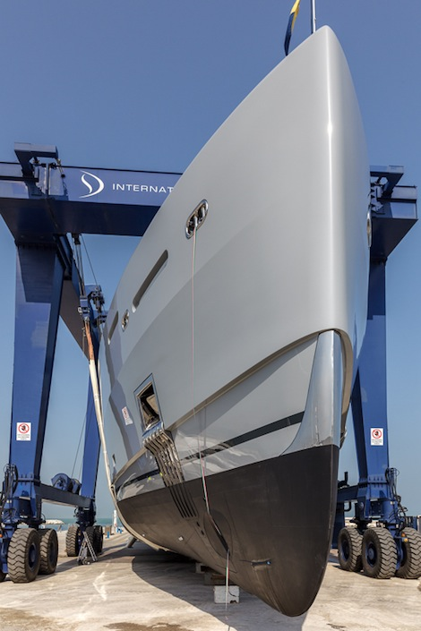 Image for article ISA Yachts launches 43m Granturismo 'Philmi'