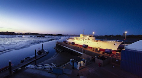 Image for article Burgess Marine launches 65m 'Shemara'
