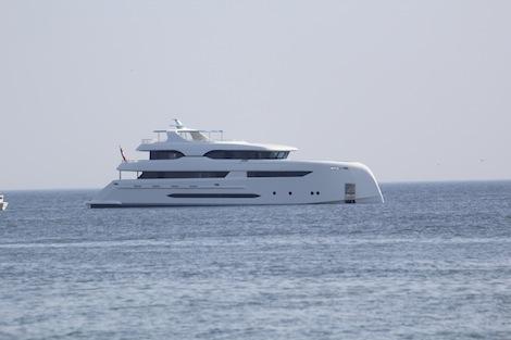 Image for article Bilgin Yachts launches 45m 'Elada'
