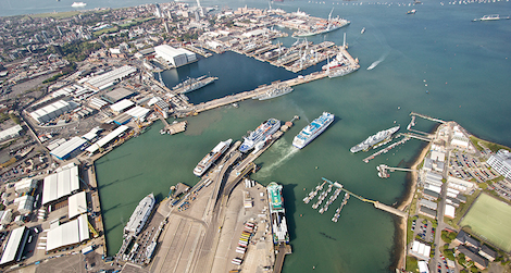 Image for article Portsmouth to become first UK LNG hub