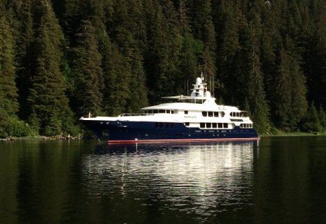 Image for article Christensen christens 'D'Natalin IV' with owner at Gig Harbour