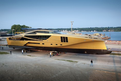 Image for article Superyacht Fleet Overview and Launches: July 2014